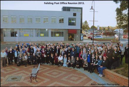 Post Office Staff Reunion