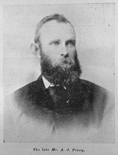 Alexander John Perry