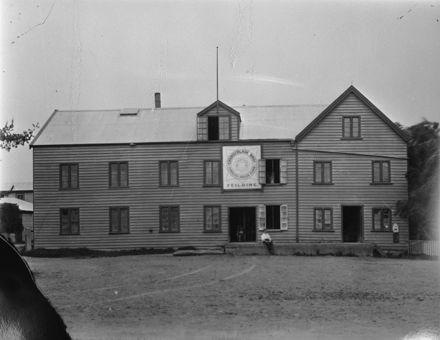 Chamberlain Bros. - flour mill