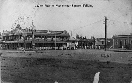 Manchester Square : 108/8