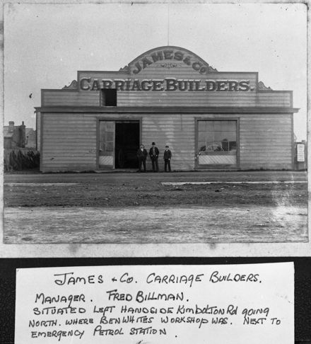 James & Co. Carriage Builders