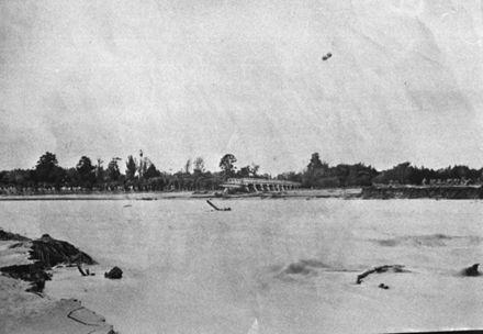 Manawatu River flood, 1906