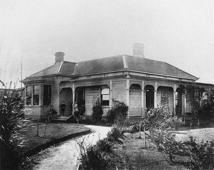 Bramwell residence