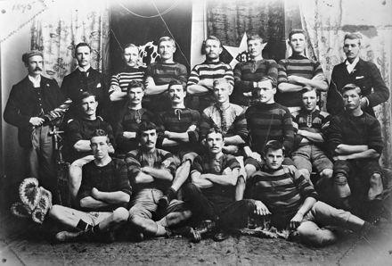 Feilding Football Club 1895