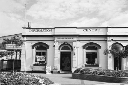 Page 1: Manawatu Information Centre