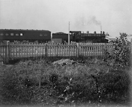 Unidentified Railway Locomotive