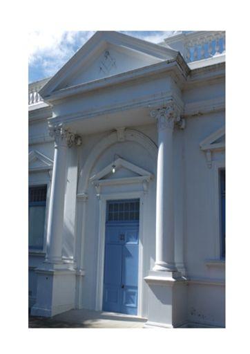 Page 3: Masonic Hall
