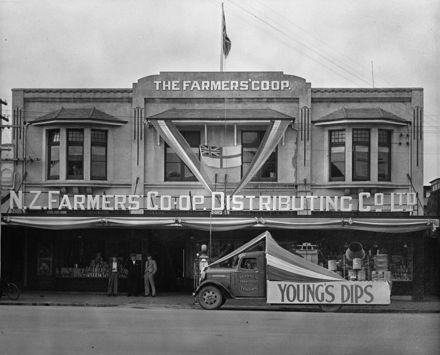 Farmer's Co-operative Distributing Company Ltd.