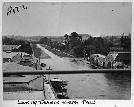 Kimbolton Road
