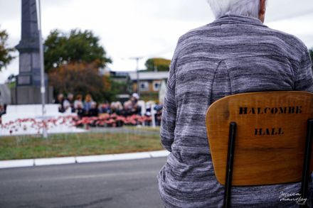 Anzac Day, Halcombe, c. 2019