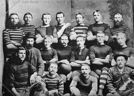 Feilding Football Club 1888 : 34-4
