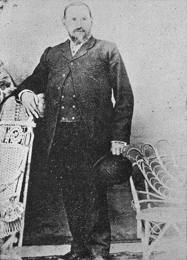 John Reese Davies