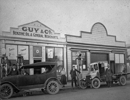Guy & Co. Motor Garage & General Merchants