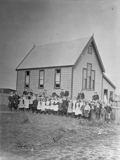 Stanway Public School, c. 1908