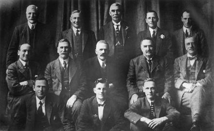 Kairanga County Council, 1920 - 1923