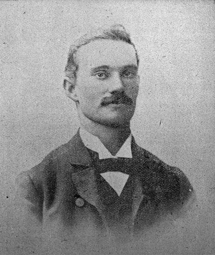 Thomas Harvey James