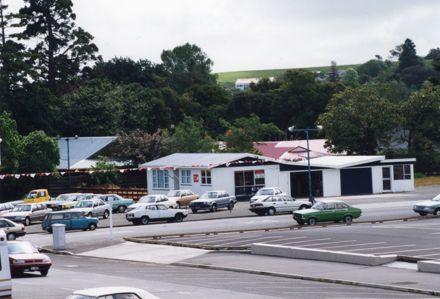 Porter Hire Car Yard