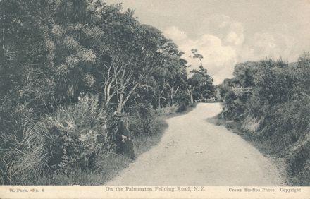 Feilding - Palmerston North Road