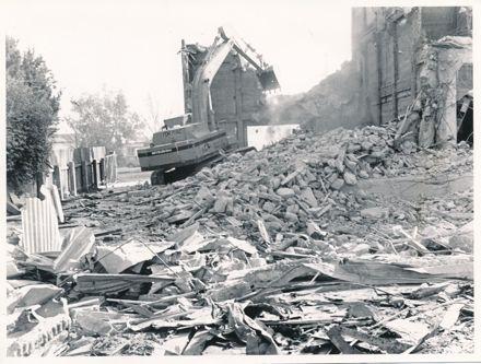 Page 2: Demolition of Hodder & Tolley