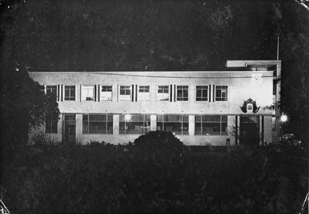 Feilding Post Office, c. 1953