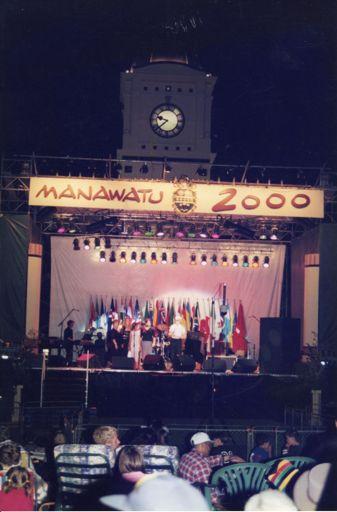 Feilding Celebrating  2000