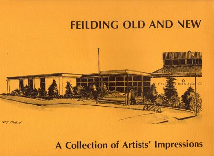 Page 1: Feilding Old and New