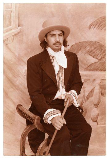 Portrait of Tuturu Hotereni