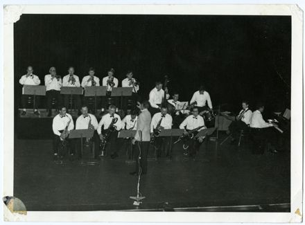 Manawatū Musicians and Entertainers Club Big Band, 1968