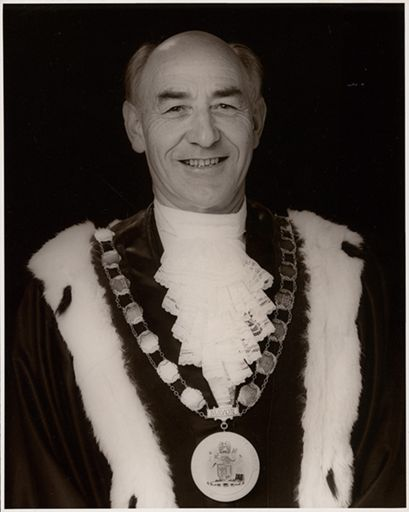 Paul Rieger, Mayor of Palmerston North