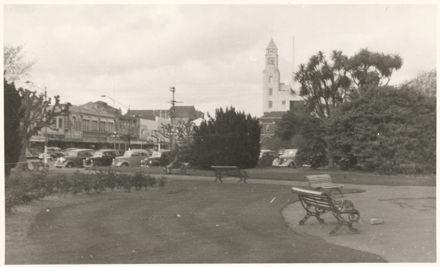 Te Marae o Hine / The Square