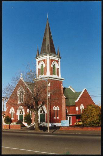 Wesley Methodist Church, Broadway