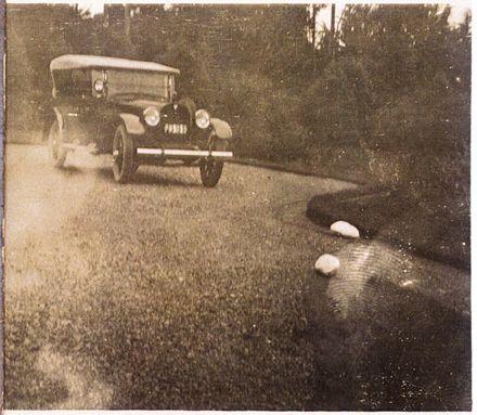 Thomas Moore's car