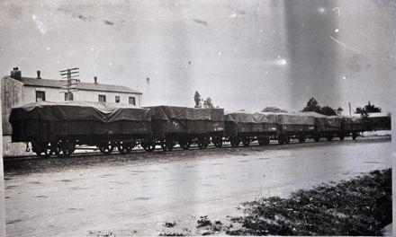 Railway Freight Wagons