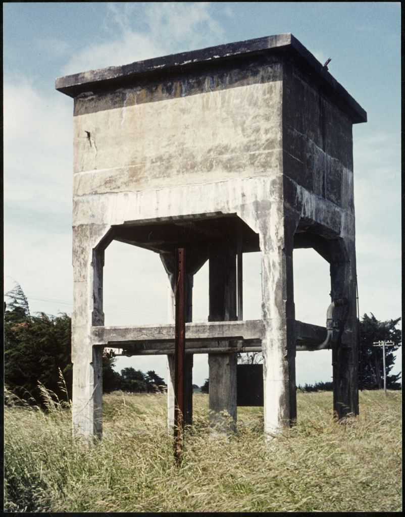 Water tower at Sanson