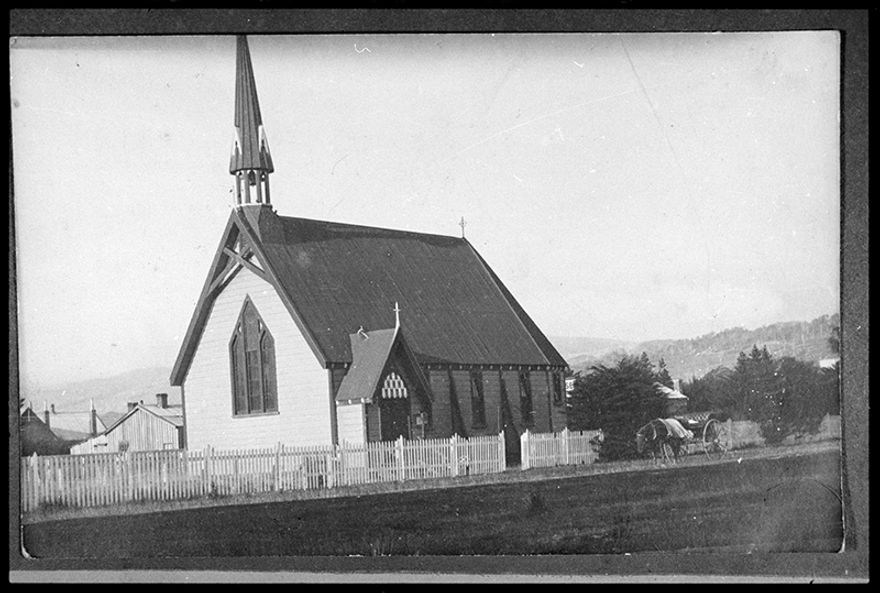 Anglican Church, Ashhurst