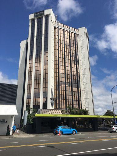 Crombie Lockwood Building, Rangitikei Street