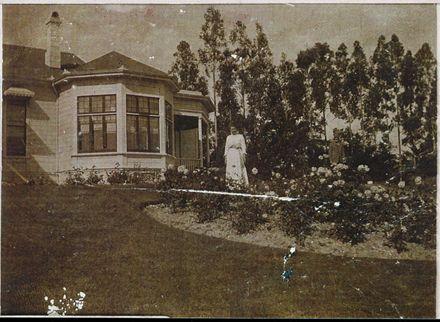 Waimarama, 46 Alfred Street, Palmerston North in 1916