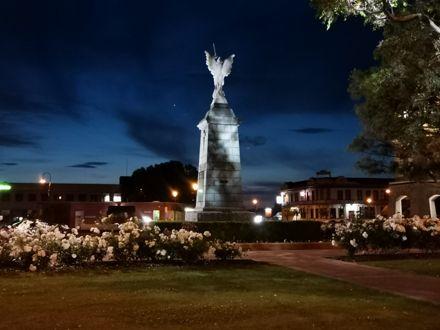 Soldier's War Memorial Statue