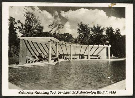 Children's Paddling Pool, Esplanade
