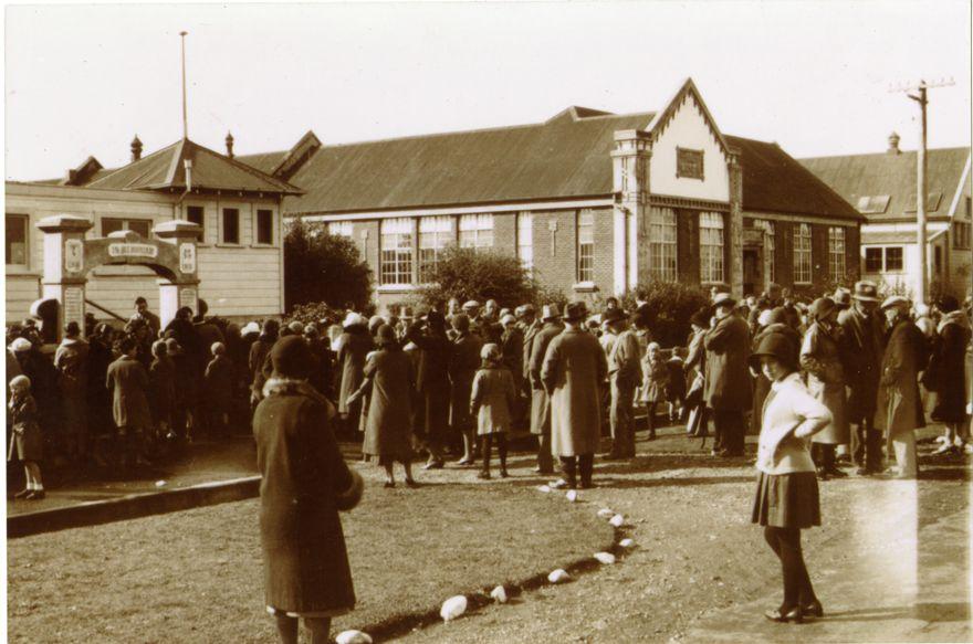 ANZAC Day - Terrace End School