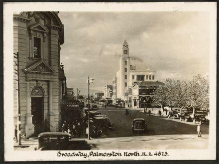 Broadway, Palmerston North