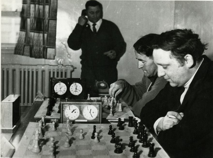 Scandia Chess Club - Intercity Chess Match