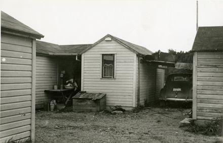 Transit camp, Hokowhitu