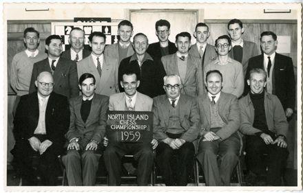 Scandia Chess Club - North Island Championship