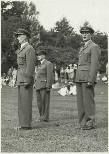 RNZAF Officers