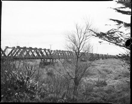 """Days of Existence are Numbered"" - Longburn Railway Bridge"